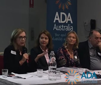 ADA Australia – Panel Discussion