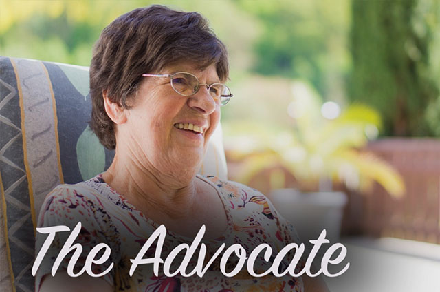 The advocate – april/may