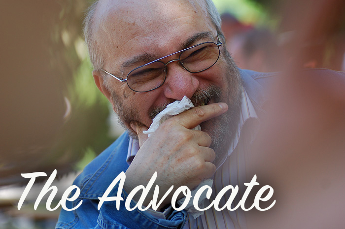 The advocate – june/july