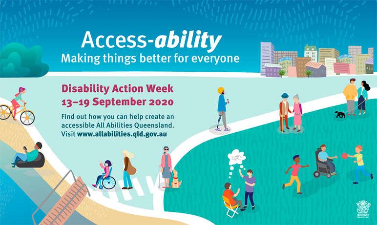 Disability action week 2020